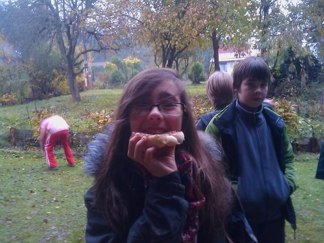 Míša s Pizzou
